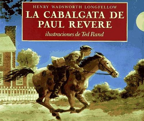 9780525455608: Cabalgata de Paul Revere, La (Spanish Edition)