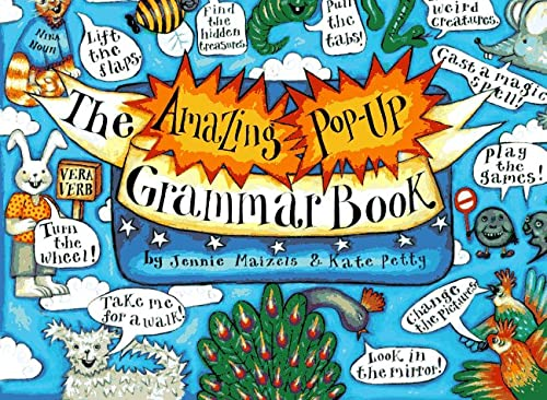 9780525455806: The Amazing Pop-up Grammar Book