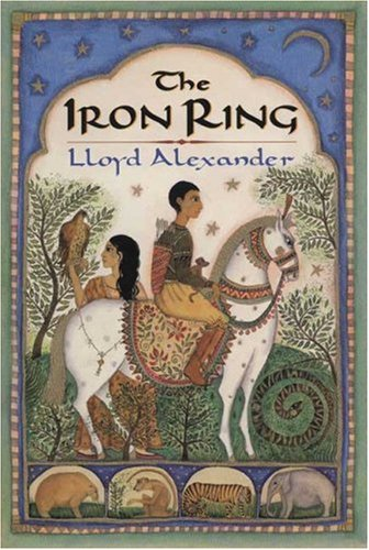 THE IRON RING: Alexander, Lloyd.