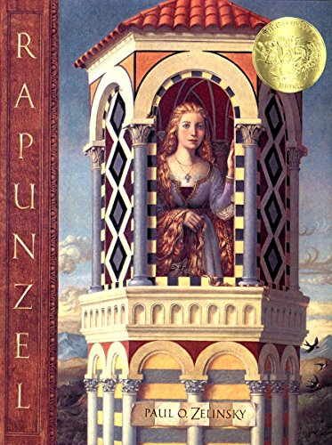 Rapunzel.: ZELINSKY, Paul O. (retold and illustrated by).
