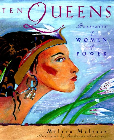9780525456438: Ten Queens: Portraits of Women of Power