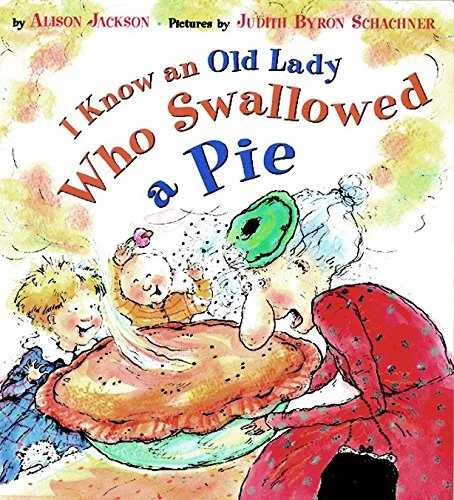 9780525456452: I Know an Old Lady Who Swallowed a Pie