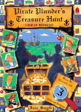 9780525456933: Pirate Plunder's Treasure Hunt: A Pop-Up Whodunit