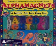 9780525456995: Alphamagnets: A Magnetic Learn 'n' Play Adventure Book