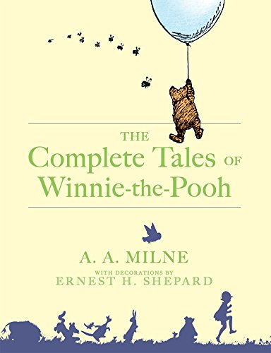 9780525457237: The Complete Tales of Winnie-the-Pooh (Pooh's 70th Anniversary Collector's Edition)