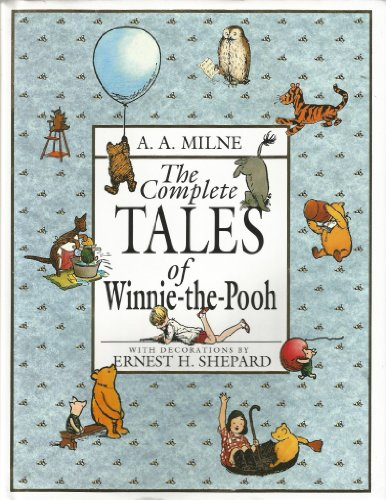 9780525457534: The Complete Tales of Winnie-the-Pooh