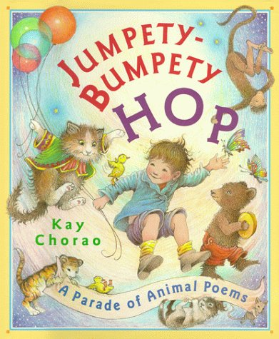 9780525458258: Jumpety-Bumpety-Hop: A Parade of Animal Poems