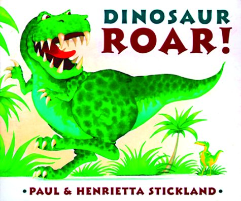 9780525458340: Dinosaur Roar! Board Book