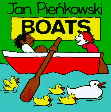9780525458517: Boats