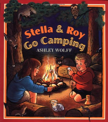9780525458647: Stella and Roy Go Camping