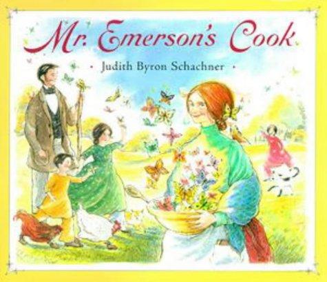 Mr. Emerson's Cook: Schachner, Judy