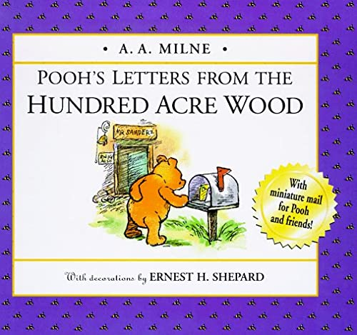 9780525458906: Pooh's Letters from the Hundred Acre Wood