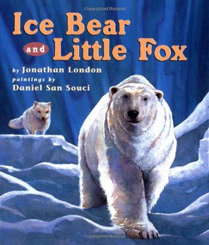 Ice Bear and Little Fox: London, Jonathan