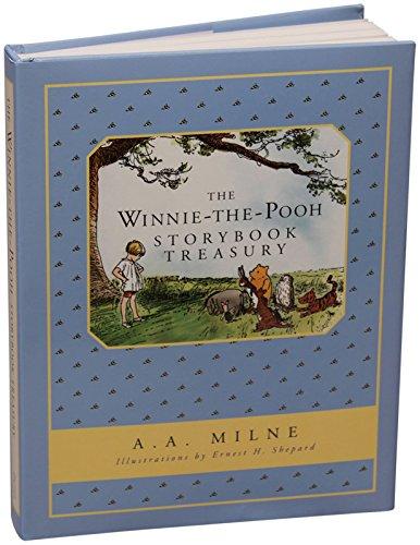 The Winnie the Pooh Storybook Treasury: A. A. Milne