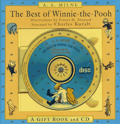 9780525459347: The Best of Winnie-the-Pooh (A Gift Book and CD)