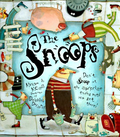 9780525459729: The Snoops