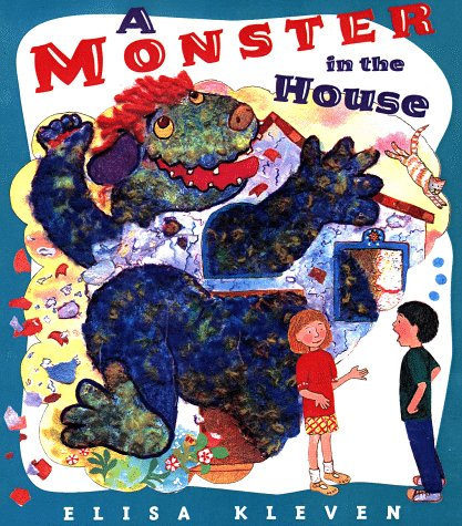 9780525459736: A Monster in the House