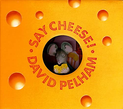 Say Cheese (0525459790) by David Pelham