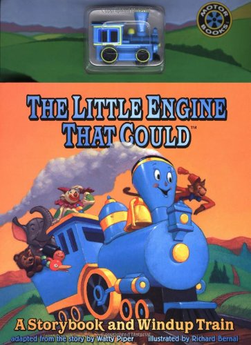 The Little Engine that Could: A Storybook and Wind-Up Train/Dutton Motorbook: Watty Piper; ...