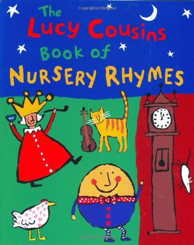 9780525461333: Lucy Cousins Book of Nursery Rhymes