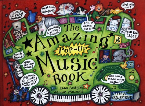 9780525461609: The Amazing Pop-up Music Book (Amazing Pop-Ups)