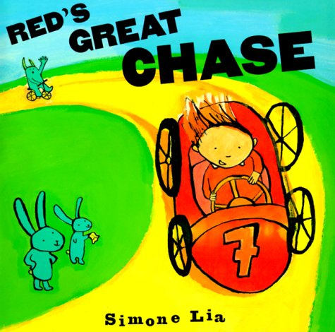 9780525462132: Red's Great Chase