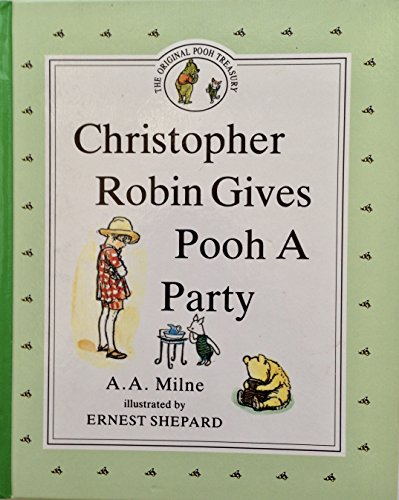 9780525462200 Title Christopher Robin Gives Pooh A Party