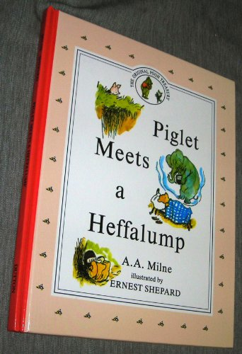 9780525462224: Piglet Meets a Heffalump