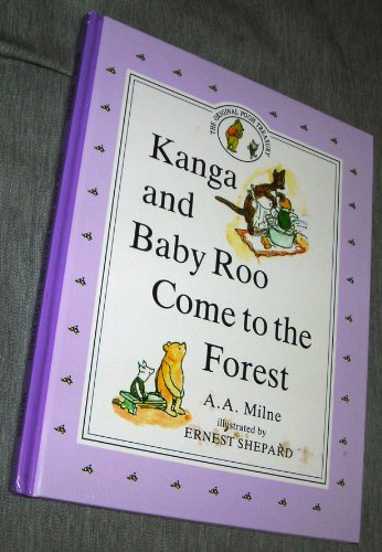 9780525462248: Kanga and Baby Roo Come to the Forest