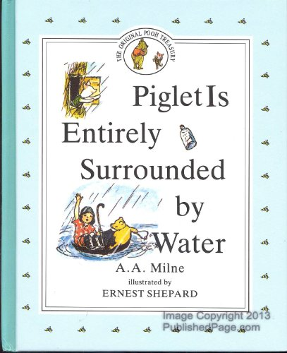 9780525462262: Piglet is Entirely Surrounded by Water
