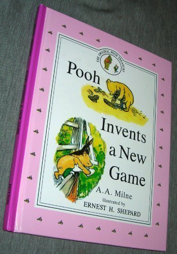 9780525462293: Pooh Invents a New Game