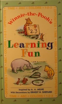 Winnie-the-Pooh's Learning Fun: A.A. Milne