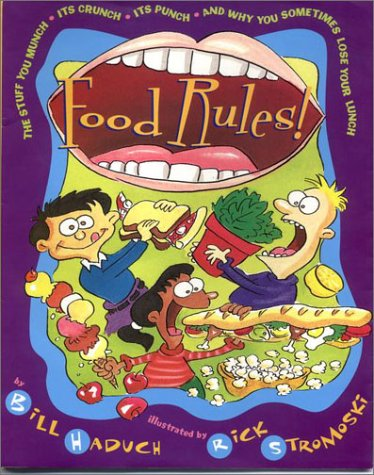 9780525464198: Food Rules: The Stuff You Munch, Its Crunch, Its Punch and Why You Someti: Stuff You Munch, Its Crunch, Its Punch, and Why You Sometimes Lose Your Lunch
