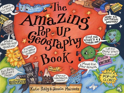 9780525464389: The Amazing Pop-Up Geography Book (Amazing Pop-Ups)