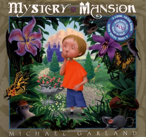 9780525466758: Mystery Mansion: A Seek-and-Find Puzzle Book: Seek-and Find Puzzle Book
