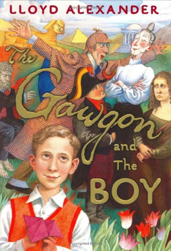 9780525466772: The Gawgon and the Boy