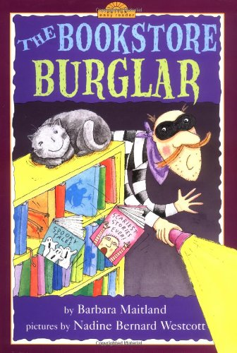 9780525466840: Bookstore Burglar (Easy-to-Read, Dutton)
