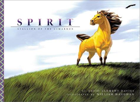9780525467359: Spirit: Stallion of the Cimarron