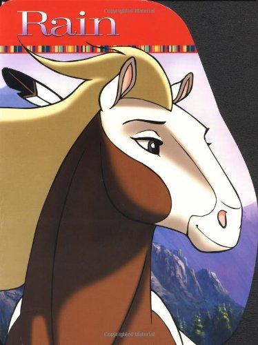 9780525467410: Rain (Spirit: Stallion of the Cimarron)