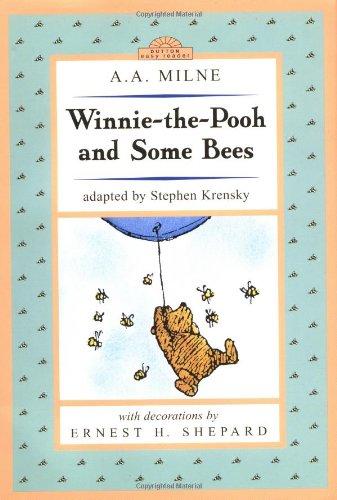 9780525467816: Winnie-The-Pooh and Some Bees/Wtp Easy-To-Read (Dutton Easy Reader)