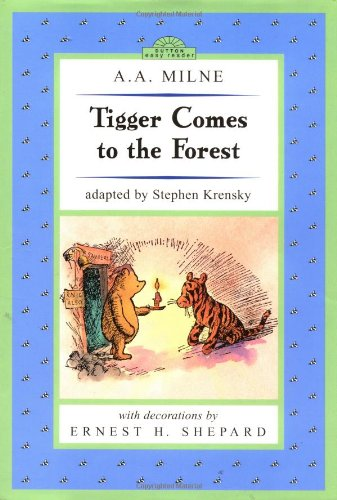 9780525468226: Tigger Comes to the Forest: Winnie-the-Pooh Easy-to-Read