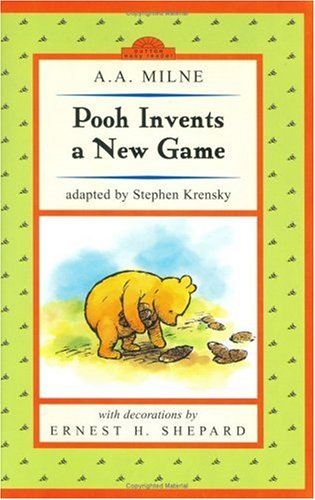 Pooh Invents a New Game: WTP ETR: Milne, A. A.