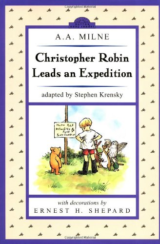 9780525468240: Christopher Robin Leads an Expedition (Dutton Easy Reader)
