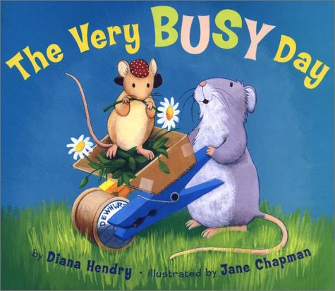 9780525468257: The Very Busy Day