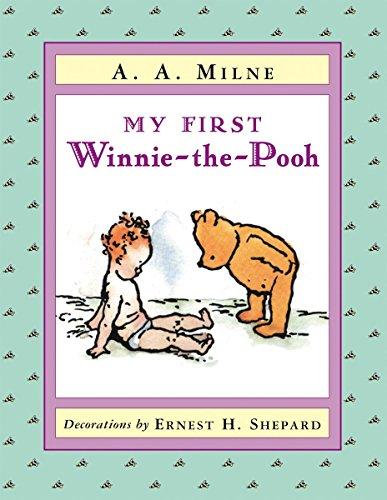 My First Winnie-the-Pooh: Milne, A. A.