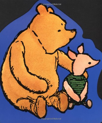 Pooh and Piglet Giant Board Book (Winnie-the-Pooh): Milne, A. A.