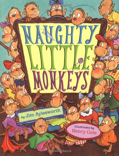 9780525469407: Naughty Little Monkeys