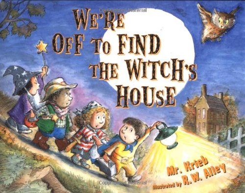 9780525470038: We're Off to Find the Witch's House