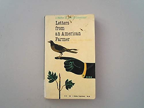 9780525470083: Letters from an American Farmer