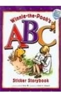 9780525470106: Winnie-the-Pooh's ABC Sticker Storybook
